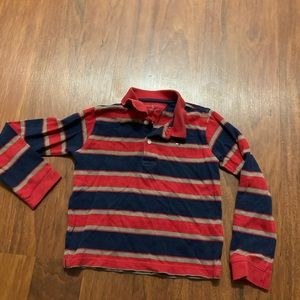 5/20 Tommy Hilfiger polo long sleeve 4T
